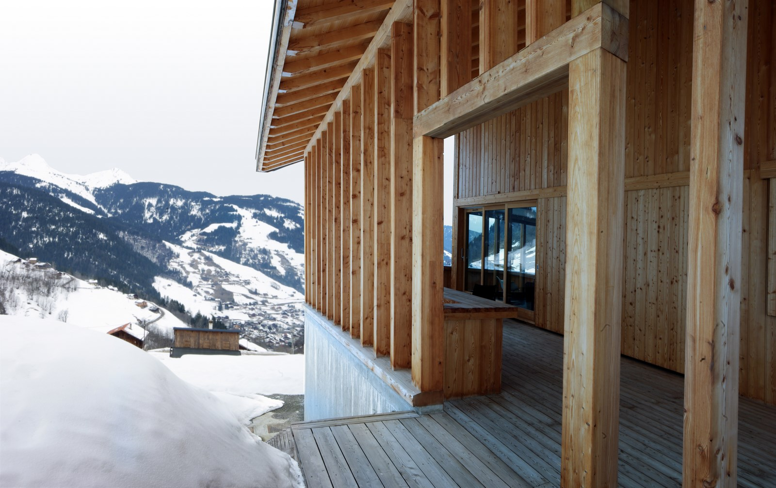 Chalet les g r ts ar ches beaufort 73 maaj for Chalet tardy